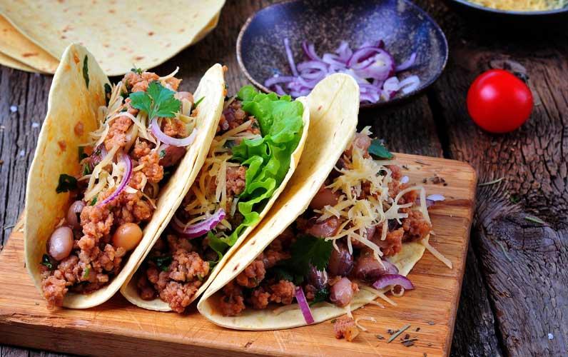 Taco & Burrito Bar