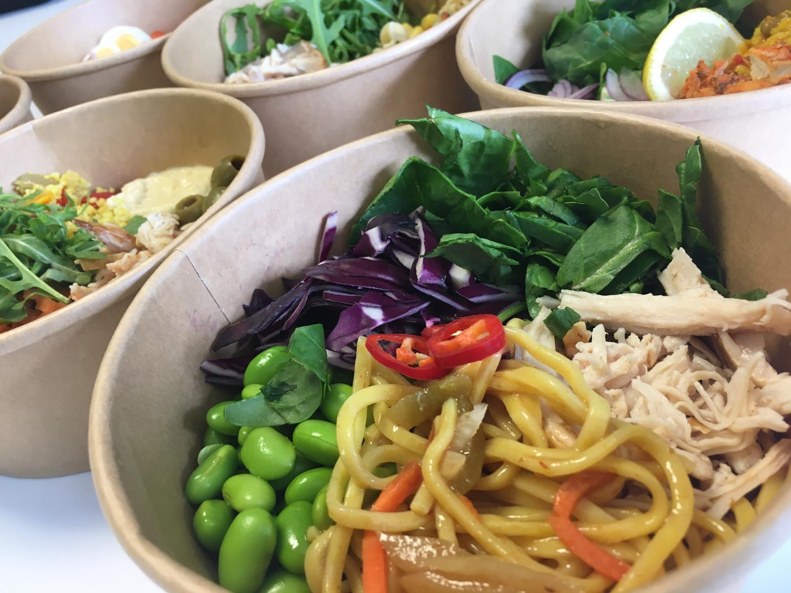 Individual Lunches