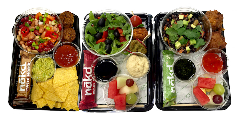 Vegan & dairy free platters - now available!