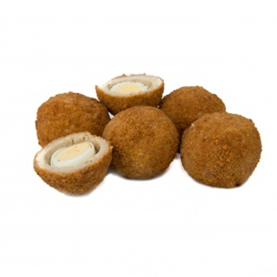 Jasper's Large Scotch Eggs