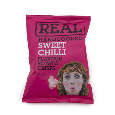 Jasper's Real Crisp Sweet Chilli
