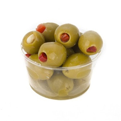 Jasper's (V) Mini Stuffed Green Olive Pot