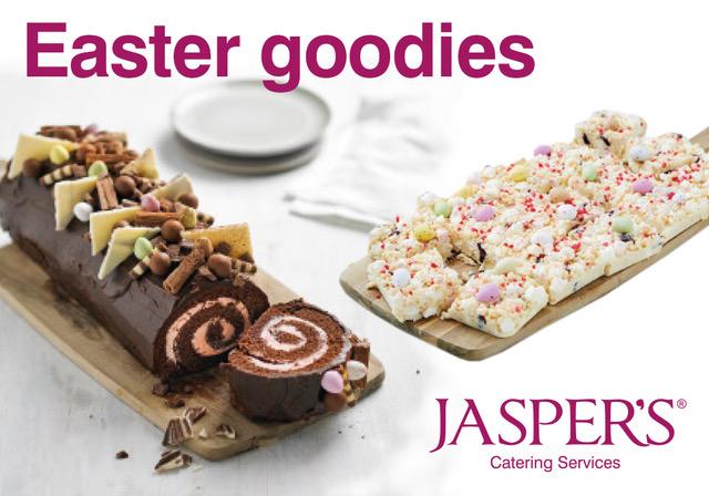 Jasper's Easter goodies