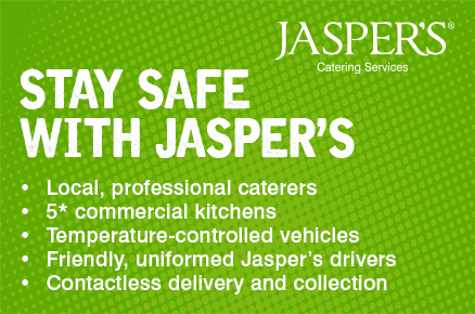 Stay safe with Jasper's